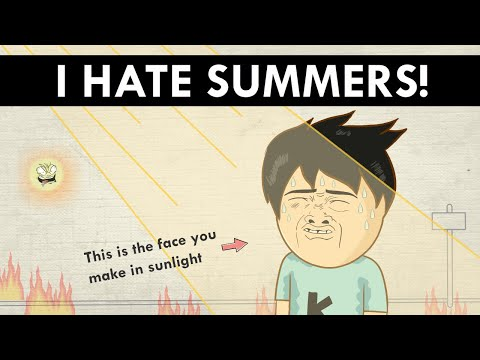 Why We Should BAN Summers!