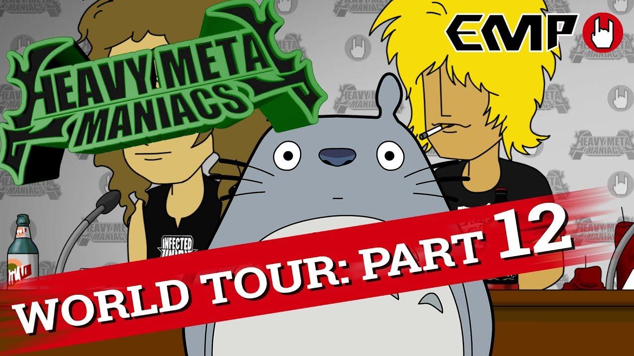 Heavy Metal Maniacs: World Tour! Part 12