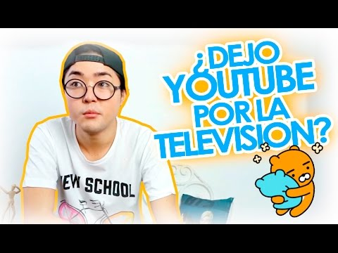 Thumbnail: ¿DEJO YOUTUBE POR LA TV? #KenroResponde | kenroVlogs