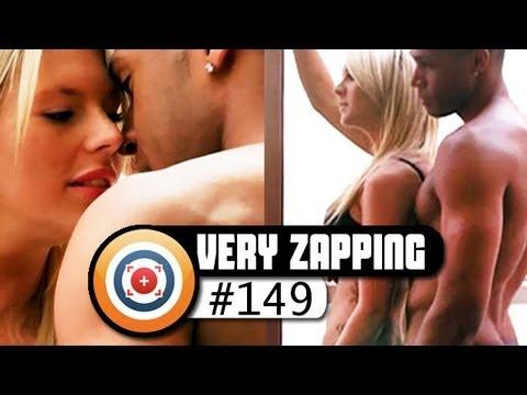Vidos sexy - Saut l'lastique en topless