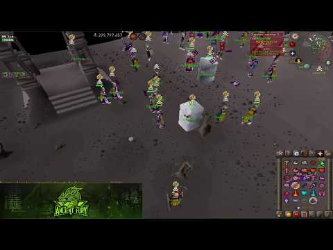 Ancient Fury as Team Mmorpgrs vs Reign of Terror as Team Sick Nerd [with audio]
