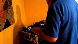 "DJ JIMMY-Z MIXING DABKE / REMIX BY RAWEY KASED AKA ""MUHANDIS EL DABKE"""