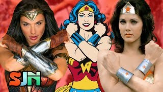 Wonder Woman's Crazy History You Never Knew!