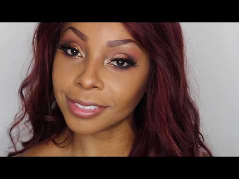 2019 Go To Summer Evening Eyeshadow Tutorial ~Shavonne Ritchie~ thumbnail