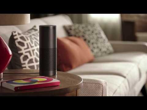 Amazon Echo Commercial Parody