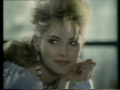 Sharon Stone for Charlie 1983