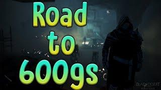 BDO - Road t๐ 600 Gear Score   The Push to 269ap Kutum