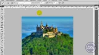 Эффект Tilt shift в Photoshop CS5