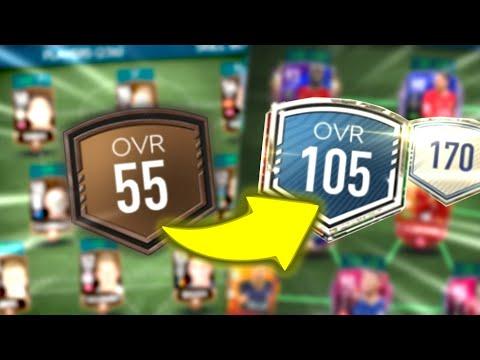Greatest Team Upgrade In FIFA Mobile 20 - 50m Coins Team Upgrade / Full Premier League Team