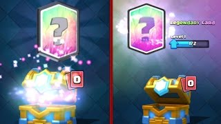 Clash Royale - How To Get a Legendary (The Easy Way) : Clash Royale Strategy