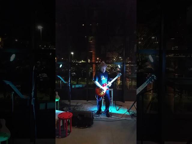 Asbury Hotel Open Mic Night