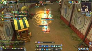 Iris Online Circus Dungeon