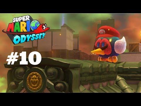 Super Mario Odyssey - Just Play 10