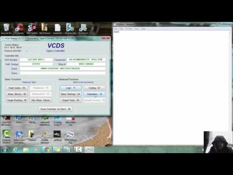MK4 Key Immobilizer and Remote Programing using VCDS and Vag