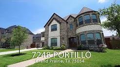 7248 Portillo, Grand Prairie, TX 75054