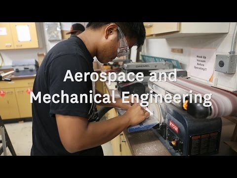 #ViterbiClass: Aerospace & Mechanical Engineering at USC