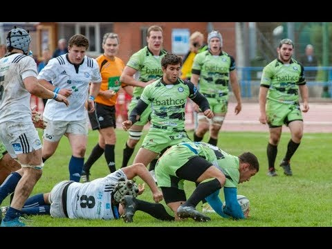 Retransmision Bathco Rugby Club vs Babyauto Zarautz RT