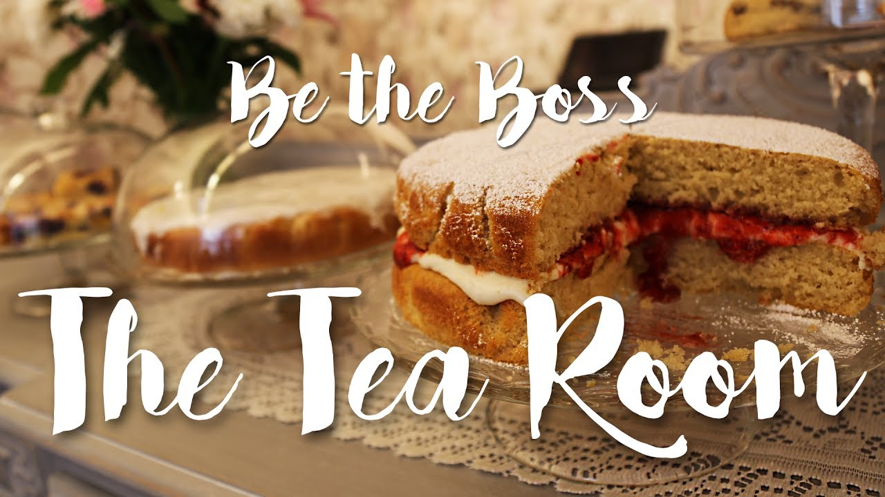 The Tea Room | Be the Boss
