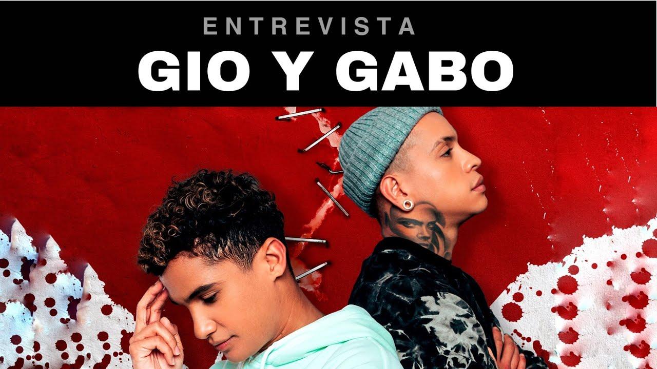 Gio y Gabo como uno de los dúos más reconocidos en Latinoamérica