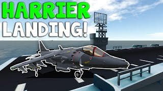 Awesome Harrier Plane!  -  Simple Planes  -  Showcase