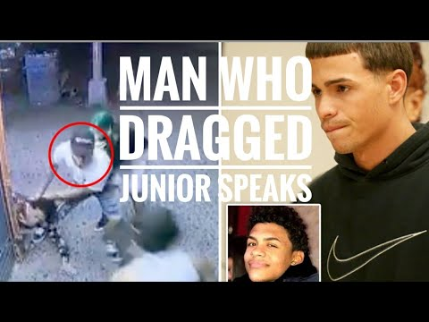 """Man who dragged Junior says """"I'm innocent"""".  Kevin says """"I didn't know they'd kill him"""""""
