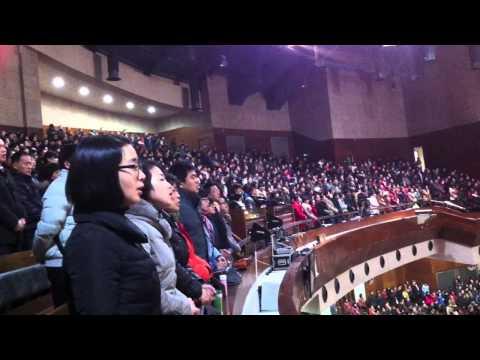Largest Christian Church in China: Chong-Yi Church, Hangzhou