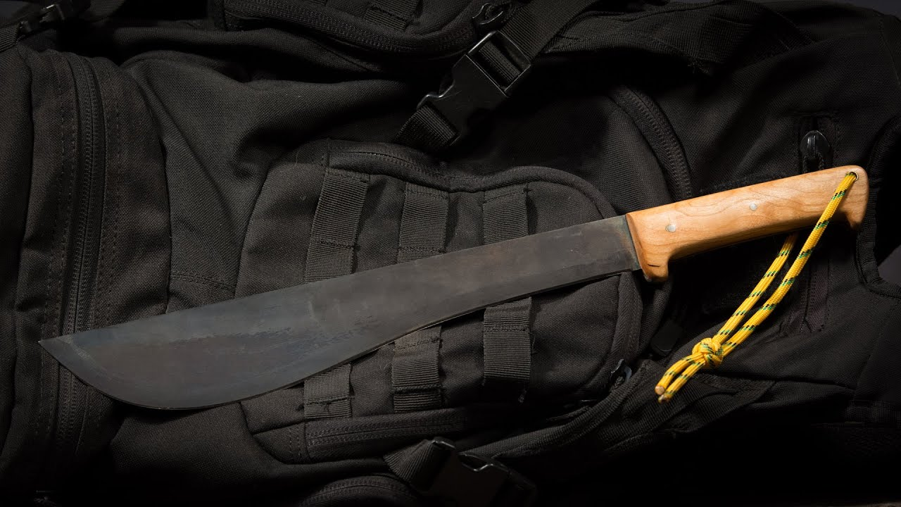 How to make a machete 38