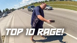 TOP TEN CONTROVERSIAL DASH CAM CLIPS
