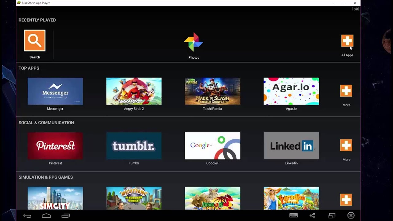 how do you download showbox on bluestacks