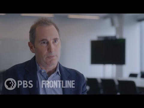 Amazon Empire: Andy Jassy Interview | FRONTLINE