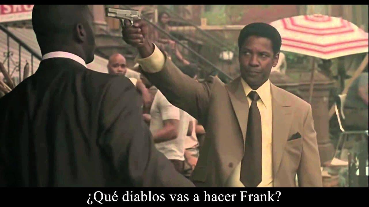 Gangster Americano Eres Alguien O Eres Nadie