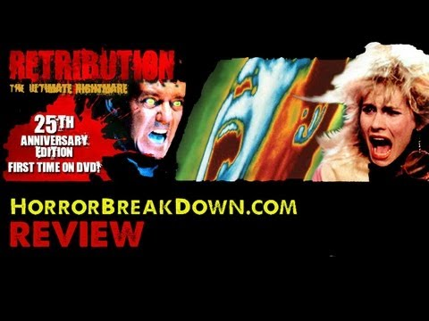 Download Retribution (1987) - 25th Anniversary Code Red DVD release review