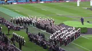 "Rugby World Cup 2015 Opening ""Sweet Caroline"""