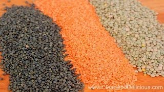Lentils 101 - Clean Eating