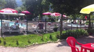 vacances alpes camping les charmilles Annecy séjour Haute Savoie.MOV