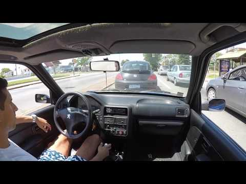 Timelapse driving Montevideo to Villa Argentina