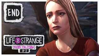 Let's Play Life is Strange: Before the Storm [Episode 3] Part 6 - Ending [PC Blind Gameplay]