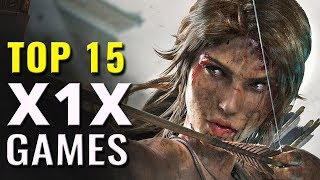 Top 15 Xbox One X Enhanced Games