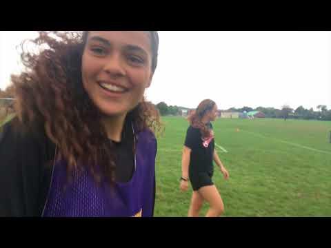 WCU women's ultimate Fall 2017 (botch video)