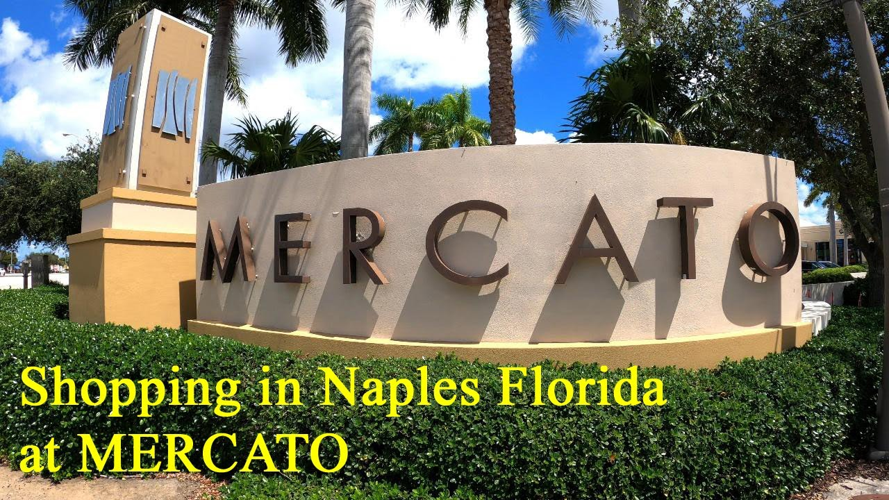 mercato shopping and dining in naples florida