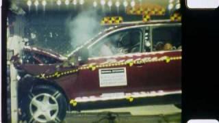 2004 Volkswagen Touareg NHTSA Frontal Impact