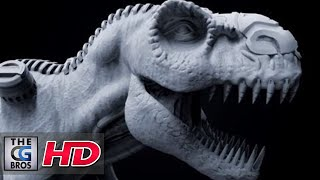 cgi 3d tutorial hd zbrush beginner s sculpting a t rex part 1 by edge3d
