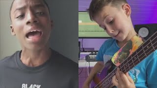 12-Year-Old Keedron Bryant's Emotional Song 'I Just Want to Live'