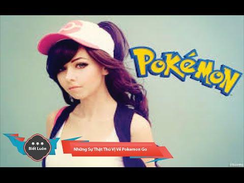 Những Sự Thật Thú Vị Về Pokemon Go