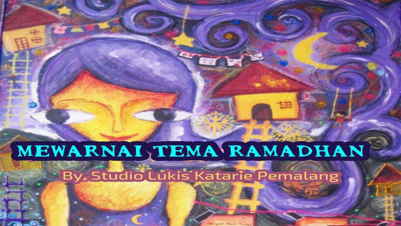 Mewarnai Tema Ramadhan Part 2