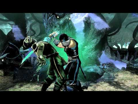 Mortal Kombat 9 - Sub Zero | gameplay trailer [HD] OFFICIAL Trailer MK9 (2011)