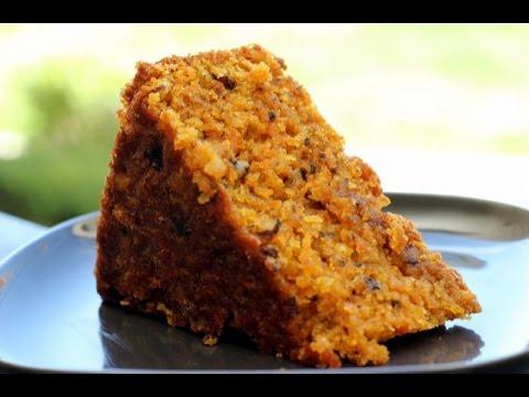 Resepi kek carrot mudah sukatan cawan - YouTube