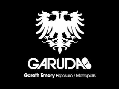 Gareth Emery - Metropolis [Garuda]