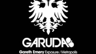 Gareth Emery Metropolis Garuda