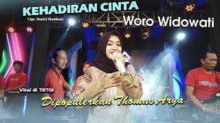 Kehadiran Cinta - Woro Widowati ft Nophie 501 (Official Live Music) Viral Tik Tok